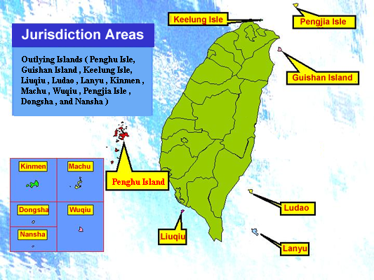 Jurisdiction Areas